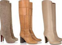 зимняя коллекция обуви 7