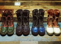 зимняя коллекция обуви 8