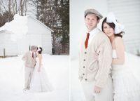зимняя свадьба оформление3