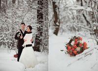 зимняя свадьба оформление4