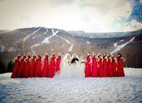 зимняя свадьба оформление5