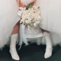 Pantofi de nunta de iarna