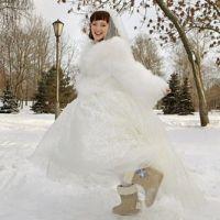 свадебная обувь на зиму 9