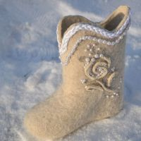 свадебная обувь на зиму 2