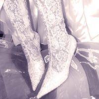 свадебная обувь на зиму 4