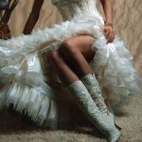 свадебная обувь на зиму 5