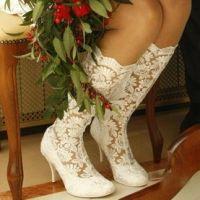 свадебная обувь на зиму 6