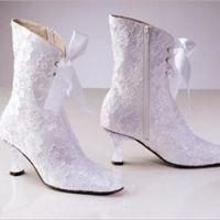 свадебная обувь на зиму 7
