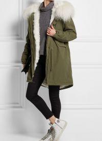 зимняя верхняя одежда для женщин 2015 2016 14