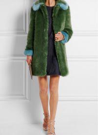 зимняя верхняя одежда для женщин 2015 2016 3