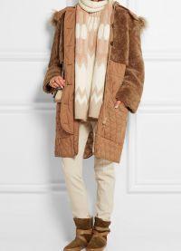 зимняя верхняя одежда для женщин 2015 2016 32