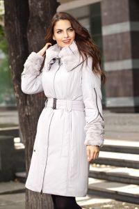 Зимняя верхняя одежда для женщин 2