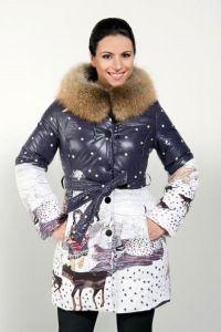 Зимняя верхняя одежда для женщин 4