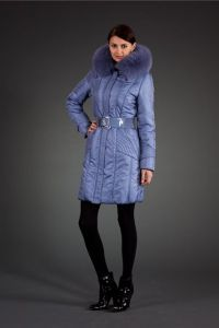 Зимняя верхняя одежда для женщин 7