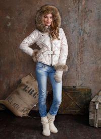 зимняя верхняя одежда 2