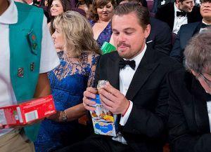 Filantrop DiCaprio i kolačiće od izviđača
