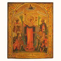 Значение иконы «всех скорбящих радость»