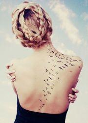 Значение тату птицы