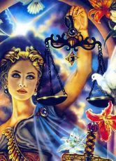 весы характеристика знака зодиака женщина