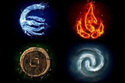 Знаки зодиака по стихиям