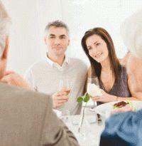 Знакомство с родителями