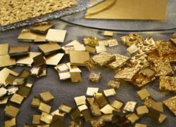 Золотая мозаика
