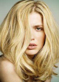 цвет волос золотистый блонд 4