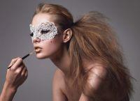Золотой макияж3