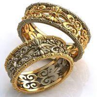 кольца свадьба 2