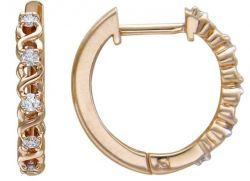 Zlatne naušnice prstenovi