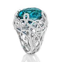 Золотые украшения с бриллиантами 5
