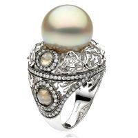 Золотые украшения с бриллиантами 6