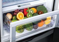 Зона свежести в холодильнике