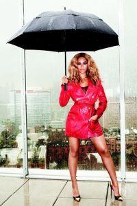 Зонт как часть образа 5