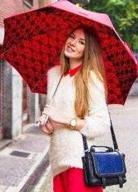 зонт moschino12