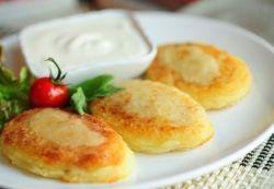 Зразы с сыром