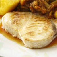 Catfish cu cartofi la cuptor