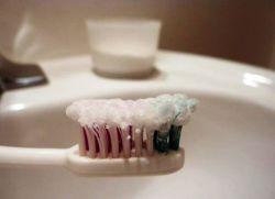 зубной порошок польза