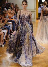 Зухаир Мурад вечерние платья 2014 2