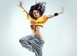 танец зумба фитнес