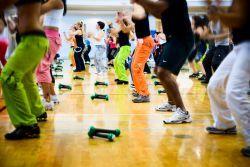танцы для похудения зумба