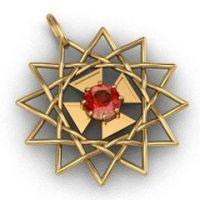 звезда эрцгаммы значение символа