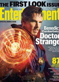 Журнал Entertainment Weekly опубликовал фотографии актера в образе мага