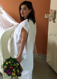 Elena Temnikova u bolnici