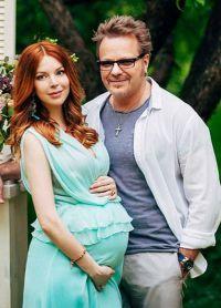 Natalie Podolsky trudna sa suprugom