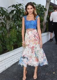 Камилла Белль на Vogue Fashion Fund