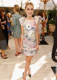 Кирнан Шипка на Vogue Fashion Fund