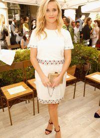 Риз Уизерспун на Vogue Fashion Fund