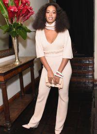 Соланж Ноулз на Vogue Fashion Fund