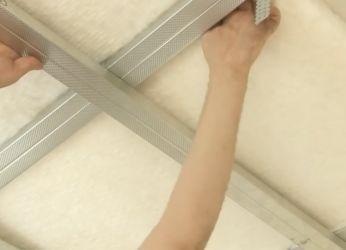 Шумоизолация на таван в апартамента си rukami7.1